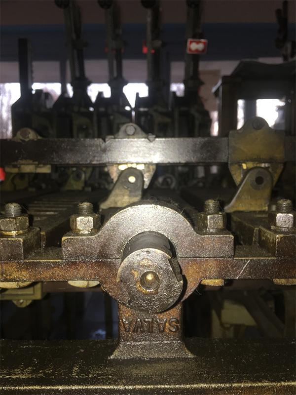 Maintenance et travaux de poste mécanique EP