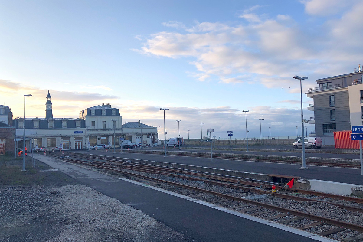 Installation de transmission funiculaire