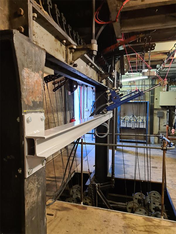 Installation de centrales hydrauliques d'assistance à la manœuvre - Alençon